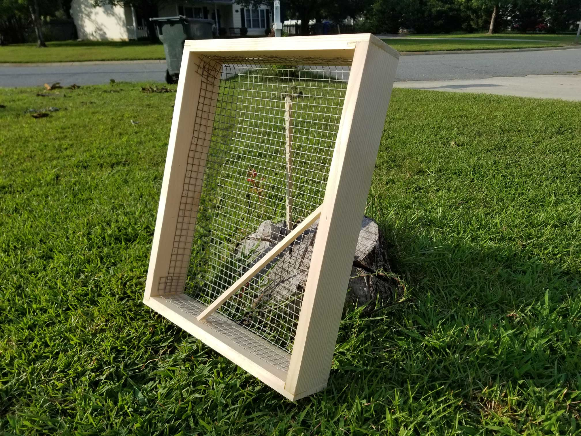 Howto Build Candy Boards For Feeding Your Bees Funny Bug And Wiring Board Bee Frames Beekeeping Hardware